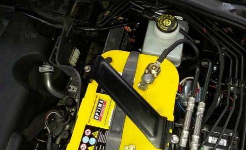 Batterie – Doppelbateriesystem