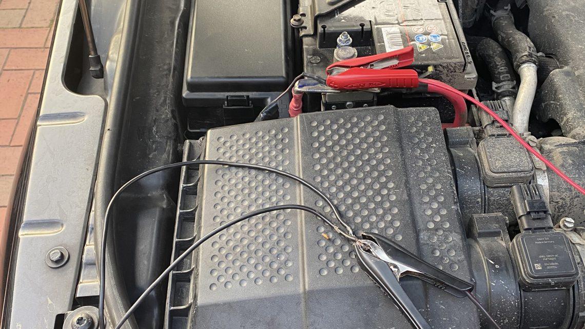 Batterie, BMS und Batterie laden beim Discovery