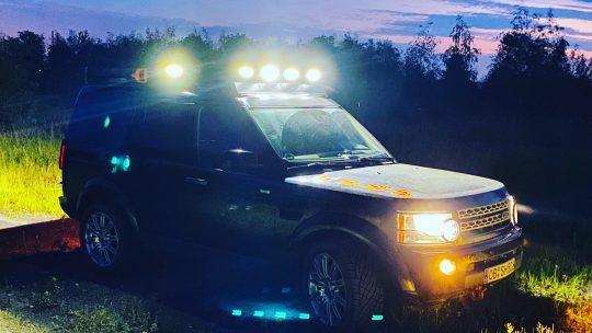 Offroad Beleuchtung – Was sind die richtigen Scheinwerfer?