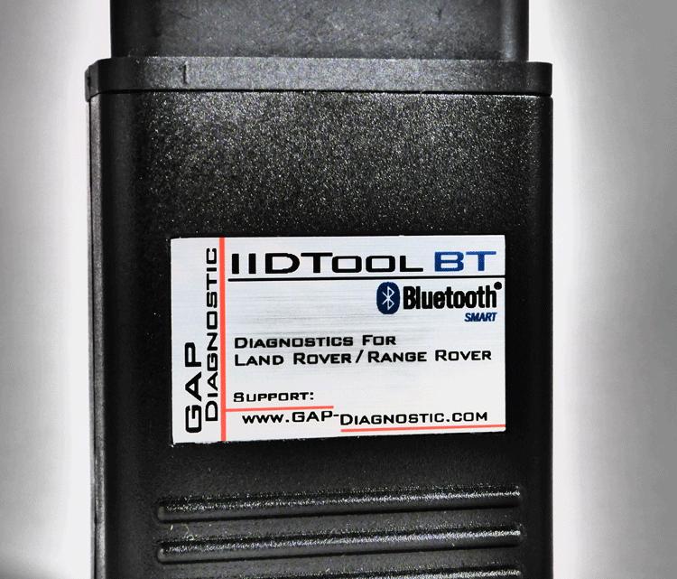 Luftfahrwerk – Funktionen des IID Tools – Discovery 3/4